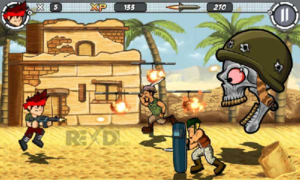 Alpha Guns - Metal Soldiers Apk