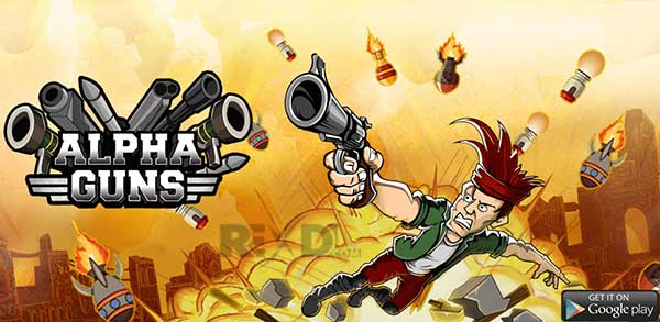 Alpha Guns - Metal Soldiers Mod