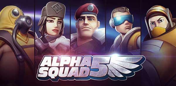 Alpha Squad 5