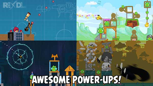 Angry Birds 8 0 3 Apk Mod for Android Unlocked