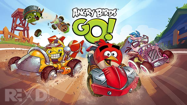download angry birds go mod apk rexdl