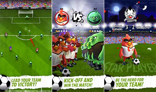 Angry Birds Goal 0 4 14 Apk Mod Sports Game Android