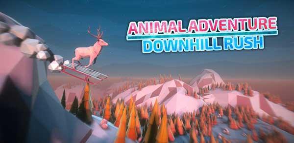Animal Adventure: Downhill Rush Mod