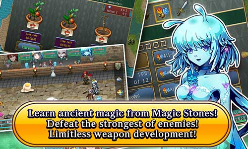 Antiquia Lost RPG Premium Apk