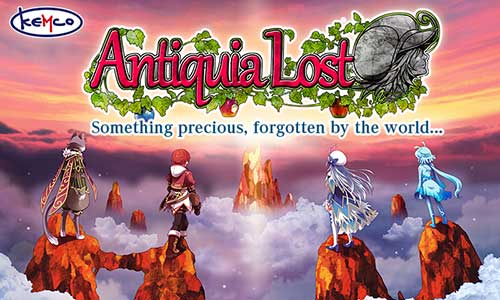 Antiquia Lost RPG Premium