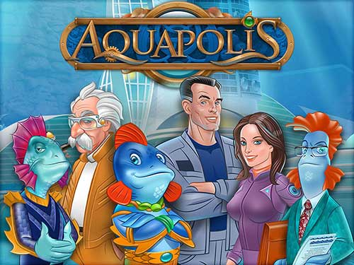 Aquapolis – Build a megapolis