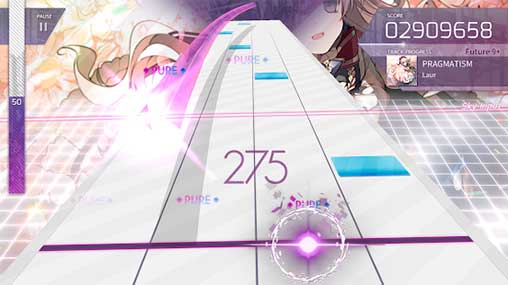 Arcaea - New Dimension Rhythm Game Apk