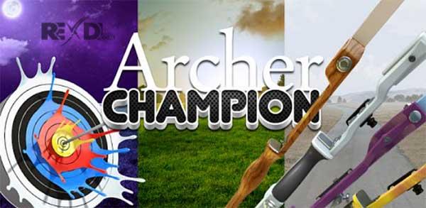 Archer Champion Mod
