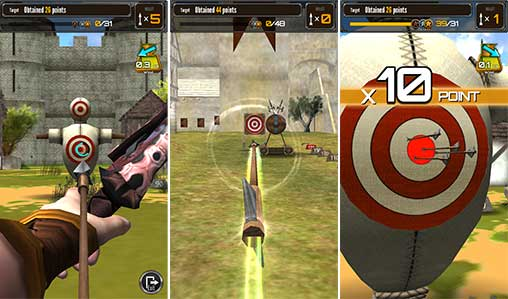 Archery Big Match 1.3.4 Apk + Mod (Coin/Golds/Diamonds) Android