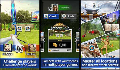 Archery King Apk