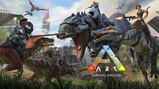 ARK: Survival Evolved 2 0 08 Apk + MOD (amber) + Data Android