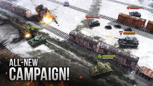 Armor Age: Tank Wars Apk