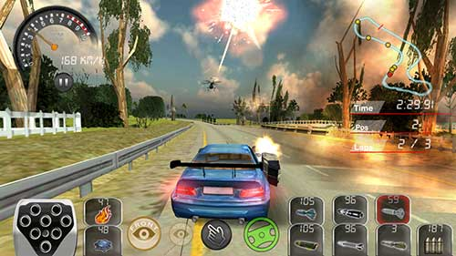 Armored Car HD Racing Game Apk