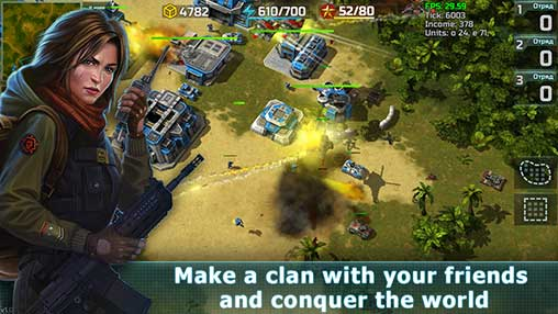 Art of War 3: PvP RTS strategy Apk