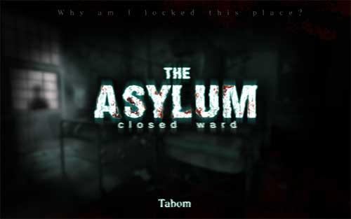 Asylum Horror game