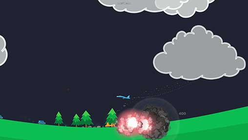 Atomic Bomber Fighter Pro Apk