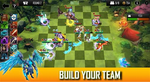 Auto Chess Defense Apk