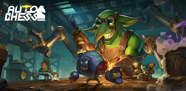 Download Auto Chess 0 5 0 Apk + Mod (Money) + Data for Android