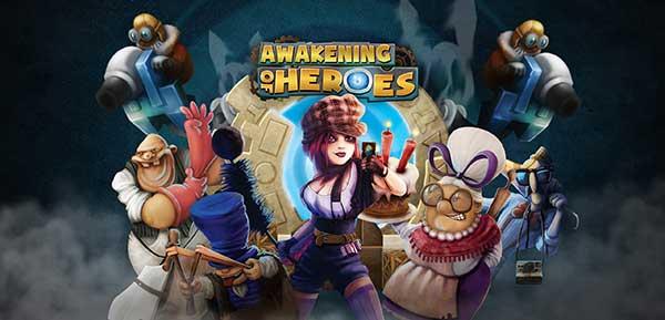 Awakening of Heroes: MOBA 5v5 Cover