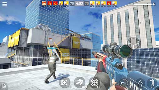 AWP Mode: Elite online 3D sniper action Apk