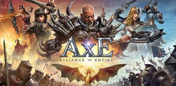 AxE: Alliance vs Empire Mod