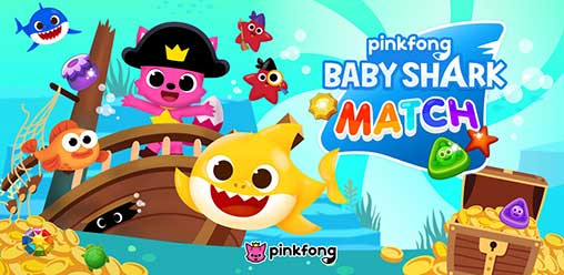 Baby Shark Match: Ocean Jam