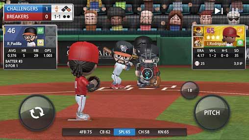 Baseball 9 1 3 5 Apk + Mod (Gems/Coins/Energy) for Android