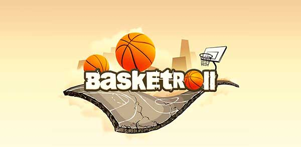 BasketRoll 3D Rolling Ball