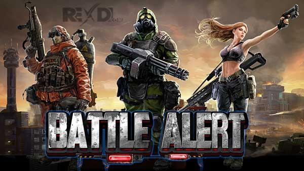 Battle Alert War of Tank