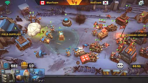 Battle Boom Apk