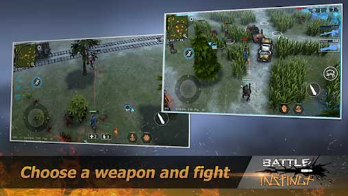 Battle Instinct Apk