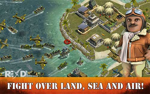 Battle Islands Apk