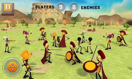 Battle of Rome : War Simulator Apk