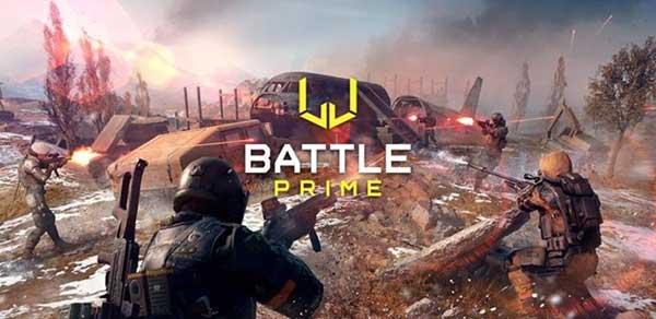 Battle Prime Online Cover