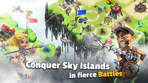 Battle Skylands Apk