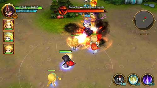 Battle Tales Apk