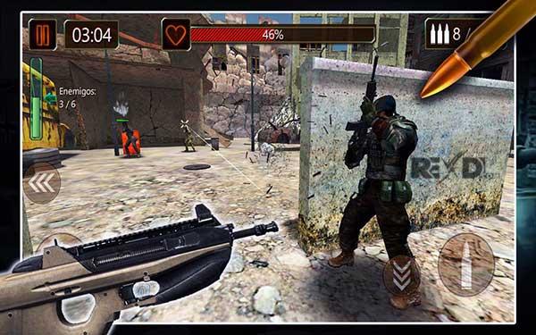 Battlefield Combat Duty Call Apk