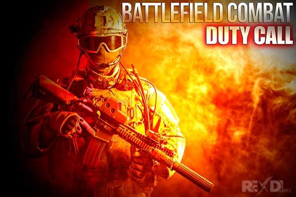 Battlefield Combat Duty Call