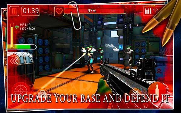 Battlefield Combat Genesis Apk