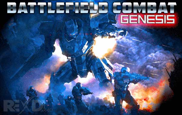 Battlefield Combat Genesis Mod