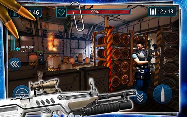 Battlefield Combat Nova Nation Apk