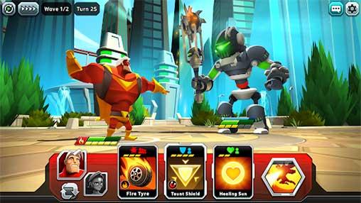 BattleHand Heroes Apk
