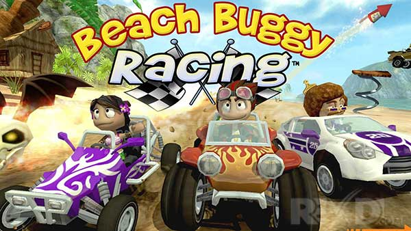 Beach Buggy Racing 1 2 22 Apk + MOD (Coins/Gems) for Android