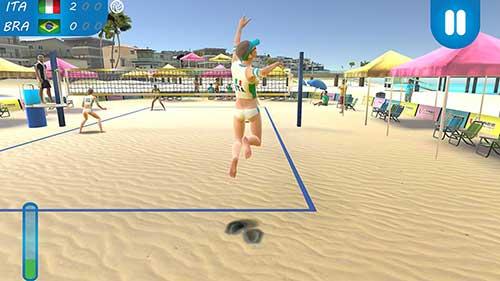 Beach Volleyball 2016 Apk