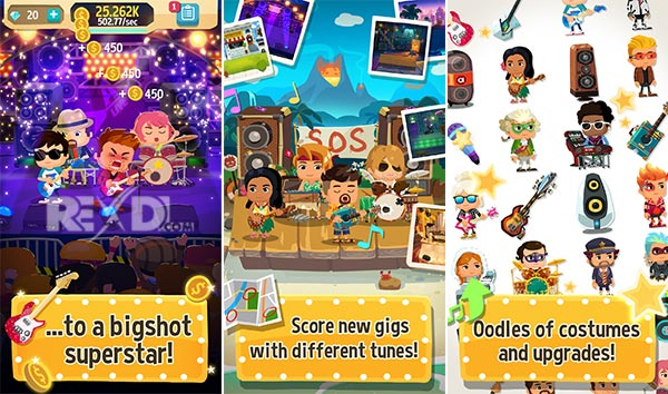 Beat Bop Pop Star Clicker Apk