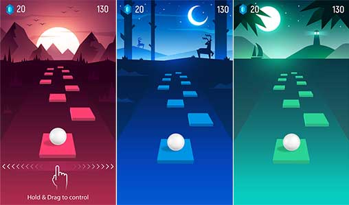 Beat Hopper: Bounce Ball to The Rhythm Apk