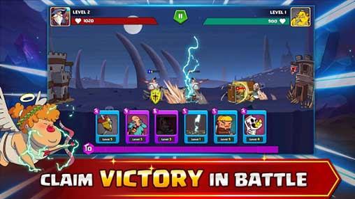 BeCastle: Castle Defense Apk