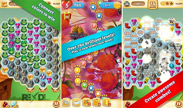 Bee Brilliant Apk