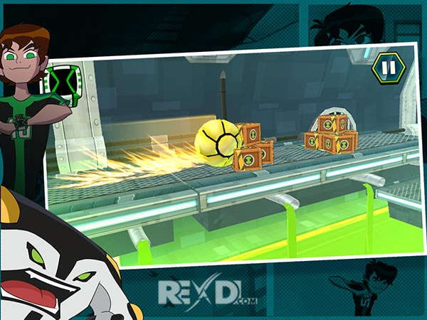 Ben 10 - Undertown Chase Android