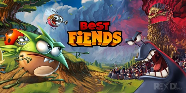 Best Fiends 7 1 1 Apk + MOD (Money/Energy/Gold) for Android
